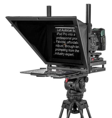 teleprompter per telecamera